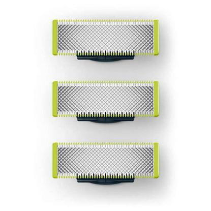 Obrázek  Originální Náhradní břit pro Philips OneBlade, 3ks v balení