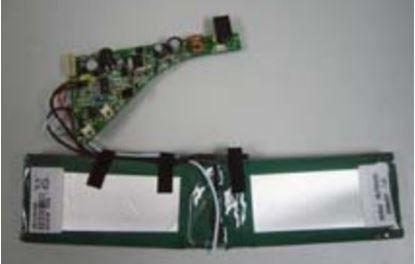 Obrázek Baterie do DVD přehrávače Philips PET946/12