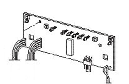 Obrázek Deska elektroniky pro fritovací hrnec HD2580-26