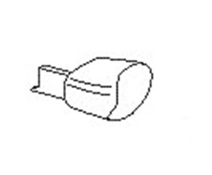 Obrázek Knoflík pro fritovaci hrnec Philips HD2580-26