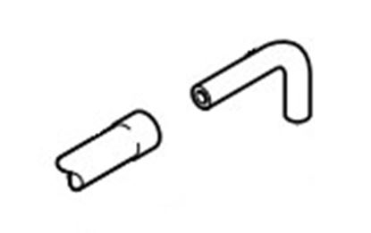 Obrázek Gumová hadička pro žehličku GC6007