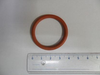 Obrázek Silikonový kroužek do spařovací jednotky ke kávovaru