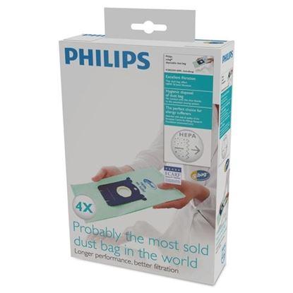 Obrázek Filtr S do vysav. Philips FC8022/04 mikro, pro Philips, Electrolux Clario+Excellio, vybrané AEG