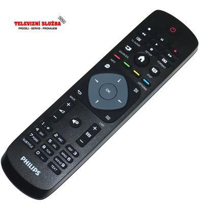 Obrázek Dálkový ovladač TV - Philips 398GR8BD1NEPHH