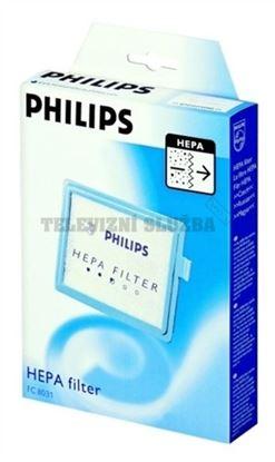 Obrázek Originální hepa filtr 432200492920, FC8031/00 pro vysavač Philips