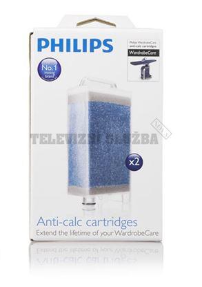 Obrázek Filtrační kazeta CRP166 pro žehličku Philips - NELZE