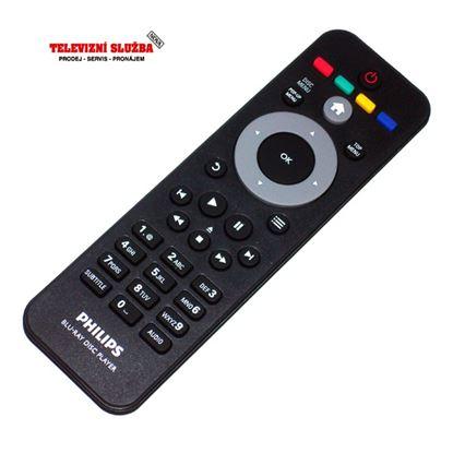 Obrázek Dálkový ovladač DVD - Philips BDP6000/12 - NELZE