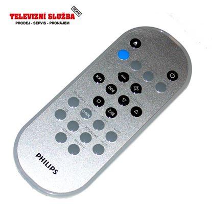 Obrázek Dálkový ovladač AUDIO - Philips 994000004797