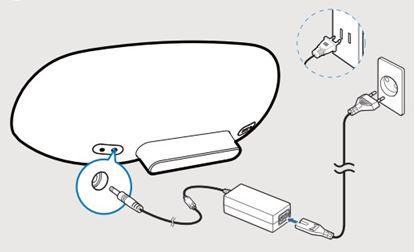 Obrázek Síťový napáječ -adaptér pro PHILIPS