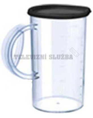 Obrázek Kruhová nádoba s víčkem Philips 420303596101