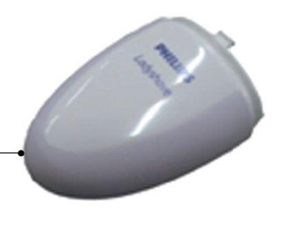 Obrázek Kryt baterie 420303594971 pro strojek Philips