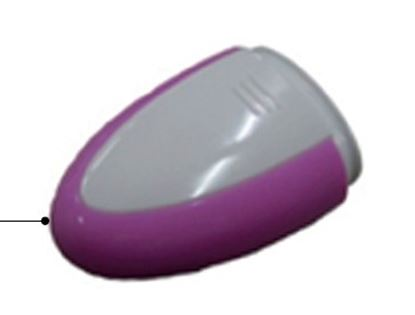 Obrázek Kryt baterie 420303594961 pro strojek Philips
