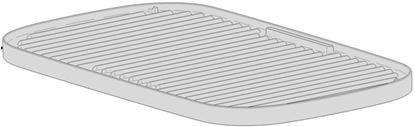 Obrázek Grilovací plotna 420303602321 pro gril Philips