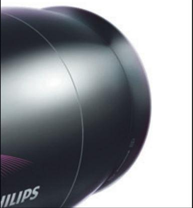 Obrázek Vstupní mřížka 420303591771 vysoušeč vlasů Philips