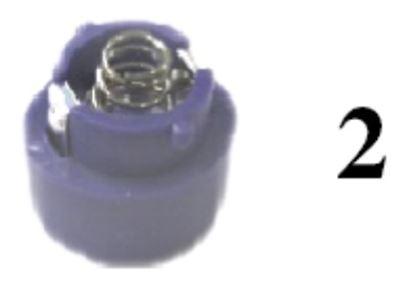 Obrázek Kryt baterie 420303601121 pro zastřihovač Philips