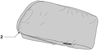 Obrázek Pouzdro 422210019221 pro IPL epilátor Philips