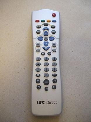Obrázek Dálkový ovladač SAT - UPC Philips RC2582101/00