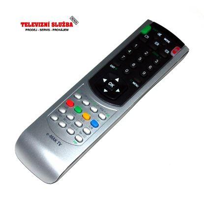 Obrázek Dálkový ovladač TV - Philips  RC4709/01 náhrada