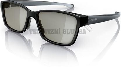 Obrázek 3D pasivní brýle Philips PTA416/00