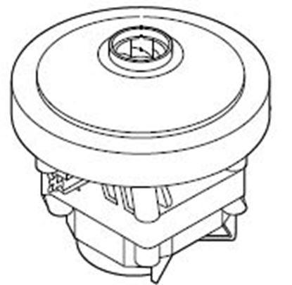 Obrázek Motor do vysavače Philips FC9170 - NELZE