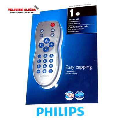 Obrázek Originální dálkový ovladač Philips SRP1001/10 - NELZE