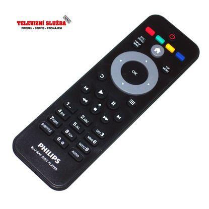 Obrázek Dálkový ovladač DVD - Philips BDP5180/12 NELZE