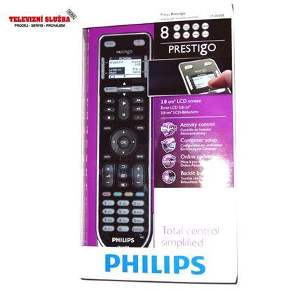 Obrázek Univerzální dálkový ovladač Philips SRU6008