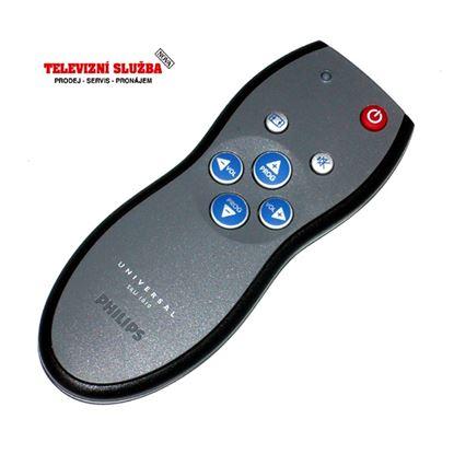 Obrázek Dálkový ovladač TV - Philips SRU1010/10 = SRP1001- NELZE