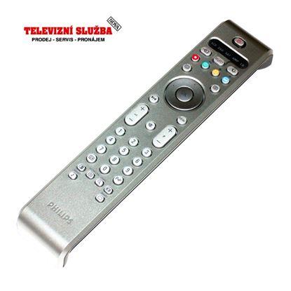 Obrázek Dálkový ovladač TV - Philips >>  313923813271
