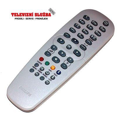 Obrázek Dálkový ovladač DVD - Philips RC19137008/01