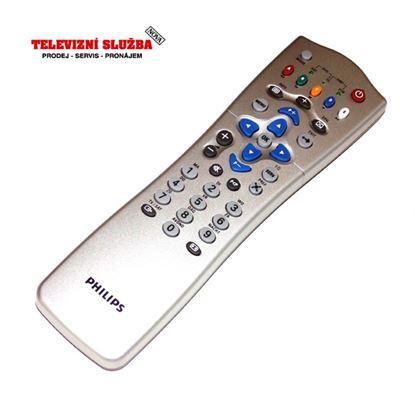 Obrázek Dálkový ovladač SAT - Philips RC2585102/01 NELZE!!