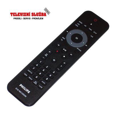 Obrázek Dálkový ovladač DVD - Philips 242254901855 - NELZE