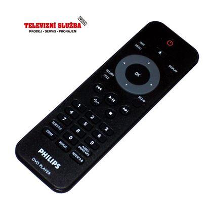 Obrázek Dálkový ovladač DVD - Philips 242254901933