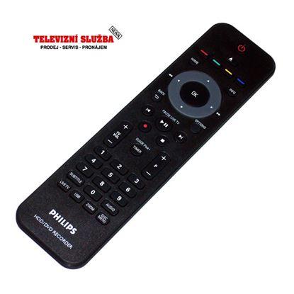 Obrázek Dálkový ovladač TV - Philips 242254901843